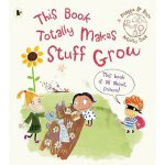 Maggie & Rose:This Book Totally Makes Stuff Grow ISBN:97814