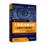 """大数据预测分析:决策优化与绩效提升(""""十二五""""国家重点图书规划项目)"""