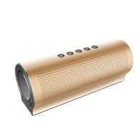 2018新款 亿米阳光新款私模蓝牙音箱铝合金音响创意便携低音炮桌面电脑音箱礼品 200*82*72mm