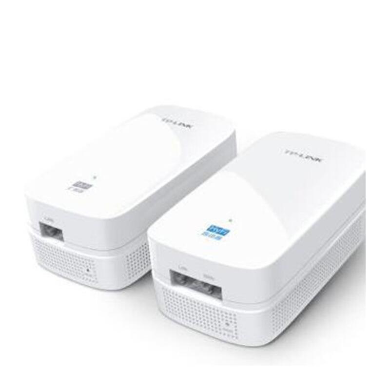 TP-LINK HyFi智能无线路由器套装 11AC 900M双频 (TL-H69R&TL-H69ES)无线AP TP品质,值得信赖