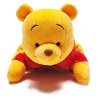 【当当自营】Zoobies迪士尼玩具 小熊维尼毛绒玩具三合一DY105【毛绒玩具+抱枕靠枕+宝宝抱毯睡毯空调毯】