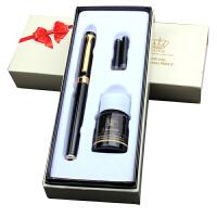 德国公爵钢笔*学生练字美工笔办公用礼盒装 刻字定制LOGO