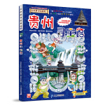 大中华寻宝系列20 贵州寻宝记 我的第一本科学漫画书