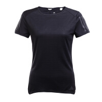 Adidas阿迪达斯  女子跑步运动休闲透气短袖T恤  BP7463  现