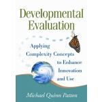 【预订】Developmental Evaluation: Applying Complexity Concepts