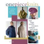 预订 One-Piece Knits: 25 Seamless Patterns Knitted in the Rou