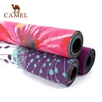 camel骆驼瑜伽垫 男女双面防滑天然橡胶运动健身垫