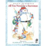 预订 All You Need for a Snowman [ISBN:9780152061159]