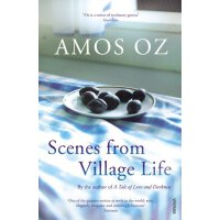 【中商原版】乡村生活图景 英文原版 Scenes from Village Life Amos Oz Vintage