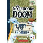 预订 Flurry of the Snombies: A Branches Book (the Notebook of