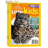 National geographic little kids NG美国国家地理幼儿版 2018年全年杂志订阅新刊预订1年共6期7月起订