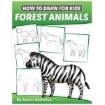 预订 How to Draw for Kids: Forest Animals (An Easy STEP-BY-ST