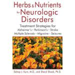 预订 Herbs and Nutrients for Neurologic Disorders: Treatment