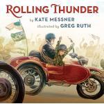 预订 Rolling Thunder [ISBN:9780545470124]