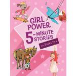 预订 Girl Power 5-Minute Stories [ISBN:9780544339255]