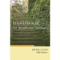 【预订】Handbook for Academic Authors