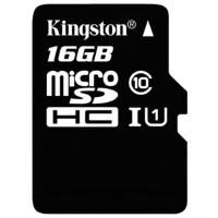 金士顿 16G class10 TF(Micro SD)存储卡 10M每秒 智能手机好朋友。高速的