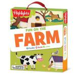 预订 Fun on the Farm [ISBN:9781629795423]