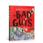 进口英文原版小说 The Bad Guys Episode#8 我是大坏蛋系列 Scholastic美国学乐出版 儿童