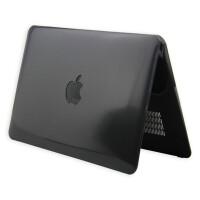 ikodoo爱酷多 Macbook Pro 15英寸 苹果笔记本保护壳 上下双面保护套 水晶壳 透黑