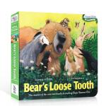 【顺丰速运】进口英文原版绘本Days with Bear: Bear's Loose Tooth牙仙子 吴敏兰推荐纸板