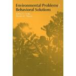 【预订】Environmental Problems/Behavioral Solutions