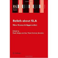 【预订】Beliefs about SLA: New Research Approaches