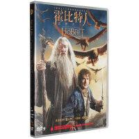 现货正版 霍比特人3五军之战DVD D9高清科幻电影光盘碟片中英双语