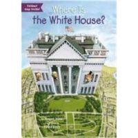 白宫在哪里 英文原版 Where Is the White House? 英文儿童桥梁章节书 Where Is系列 中小