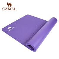 【领券满299减200】camel骆驼运动瑜伽垫男女初学者加厚加宽加长防滑健身垫