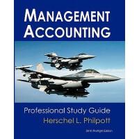 【预订】Management Accounting - Professional Study Guide: 2010