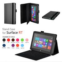 ikodoo爱酷多 微软Surface RT/Surface2 保护套 支架式插卡皮套 surface保护壳 surf