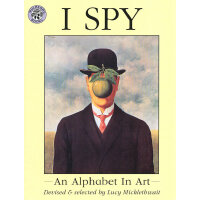 I Spy: An Alphabet in Art (Parents' Choice Gold Award) 艺术大发现