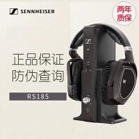 森海塞尔(Sennheiser)RS185 头戴式无线电视耳机 电脑耳机 高清解析 HIFI享受