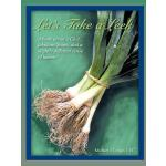 预订 Let's Take a Leek: A Book about a Chef, Fabulous Soups,
