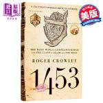【中商原版】1453:君士坦丁堡和伊斯兰和西方的冲突 英文原版 1453: The Holy War For Cons