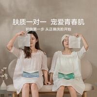 全棉时代100%纯棉一次性洗脸巾女干湿两用洁面卸妆化妆擦脸棉柔巾