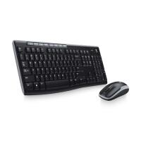 【当当海外购】Logitech/罗技MK260 无线鼠标键盘套装 国行现货