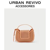 URBAN REVIVO2021春夏新品女士配件时髦手提斜挎包AY20TG2N2002