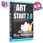 创业起源2.0 英文原版 The Art of the Start 2.0: The Time-Tested, Bat