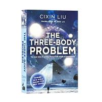 预订 英文版三体1 The Three-Body Problem 刘慈欣 雨果奖 科幻小说