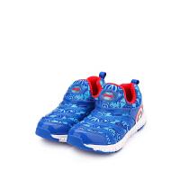 【99元任选2双】迪士尼童鞋男童休闲鞋运动毛毛虫冬季加绒 VA3830