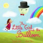 【预订】The Little Girl and the Balloon