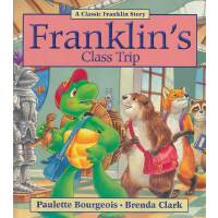 Franklin's Class Trip小乌龟富兰克林:富兰克林的博物馆探险(经典故事书) ISBN 9781554
