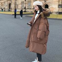 冬季棉袄韩版宽松大码孕后期棉衣孕妇冬装外套秋冬款外穿棉衣