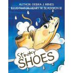 预订 Stinky Shoes [ISBN:9781532024993]