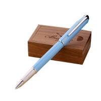 毕加索916马拉加墨水笔极细钢笔 财务笔 土豪金美工书法钢笔