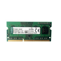 金士顿(Kingston)DDR3 1333 4G 4GB 笔记本内存条