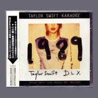 现货正版 泰勒斯威夫特Taylor Swift 1989 卡拉OK 豪华版CD+DVD