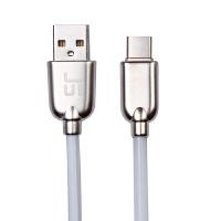 英米 荧光安卓通用数据线S10 白色